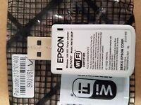 Epson Wireless Wifi Lan Network Adapter Dongle Powerlite 1760w 1761w 1222 1835