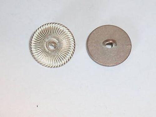 230mk silberpat 8 Metallknöpfe Knöpfe 18mm  kupfer