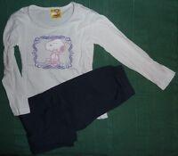 Schlafanzug Gr. 104 Pyjama Snoopy