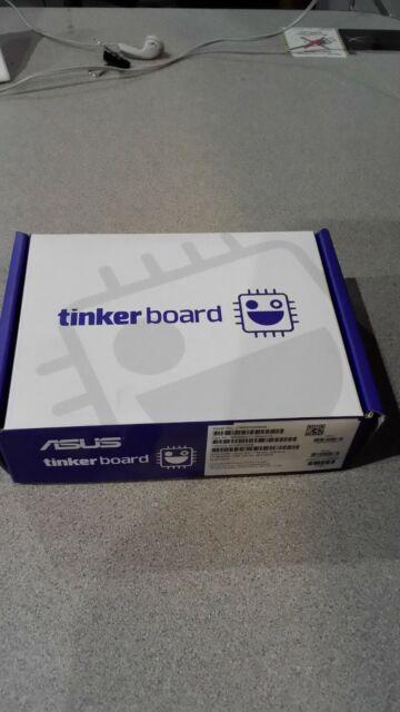 Asus Tinker Board Brand New Quad Core 1.8Ghz 2GB RK3288 LAN Wifi USB HDMI Retail