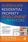 Australian Residential Property Development for Investors by Ron Forlee (Paperback, 2015)