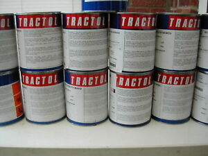 TRACTOL  TRACTOR PAINT (HITACHI ORANGE )