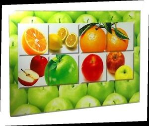 Image Is Loading Glass Chopping Board Large Kitchen Cutting Food Serving