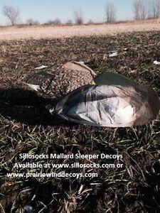 Canada Goose toronto outlet fake - Sillosocks Mallard Sleeper Windsock Decoys 1 DZ SS1074SLPR by ...