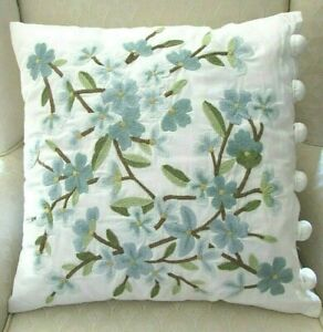 Cool Details About Pier One Imports Spring Meadow Decorative Throw Pillow Onthecornerstone Fun Painted Chair Ideas Images Onthecornerstoneorg