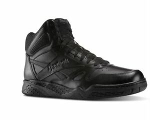 ab86db30a25d11 Image is loading REEBOK-BB4500-HI-M42655-Black-Black-CLASSIC-BASKETBALL-