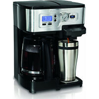 Hamilton Beach 12-Cup 2-Way FlexBrew Coffee Maker