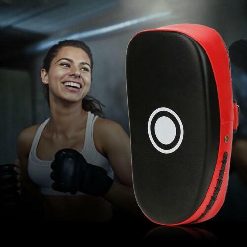 1Pcs Kick Boxing Arc Training Shield Target Pad Sanda Taekwondo Practicing