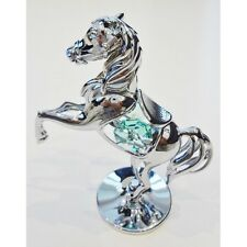 Crystocraft - PONY Ornament with Strass Swarovski Crystal Elements *NEW* Boxed
