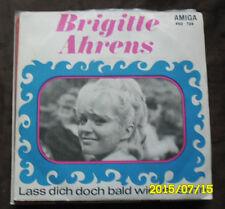 Amiga 7 inch Single BRIGITTE AHRENS / ANDREAS HOLM