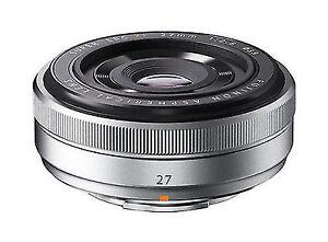Fujifilm Fujinon XF 16389123 27 mm f/2.8 Objektiv