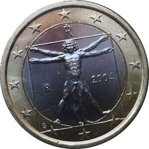 #rm# 1 Euro Italie 2004 Unc