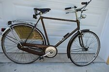Dutch Batavus Cambridge Men's Bike Sturmey Archer 3 Speed