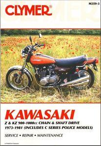 image is loading kawasaki-z1-kz900-kz1000-incl-police-z1r-repair-