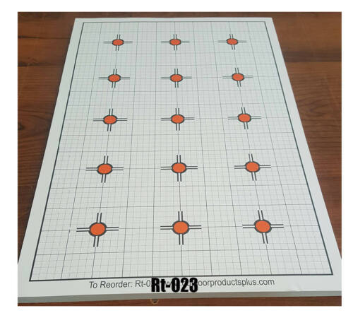 """Paper targets or 11/"""" x 12.5/""""  25 Sheets per Pack 13/"""" x 17/"""" 11/"""" x 17/"""""""