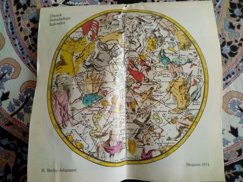 brugsen 1974 fødselsdag kalender