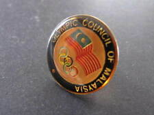 Olympic Council of Malaysia Badge