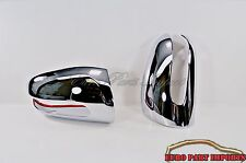 Mercedes W220 S-Class up to 09/02 Chrome Outside Mirror Covers Schatz