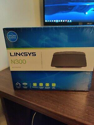 Linksys E900 N300 Wireless Router 4 LAN