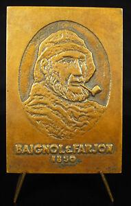 Medaglia-Laurea-Del-Prestige-Della-Francia-12-Giugno-1959-Baignol-amp-Farjon-Medal