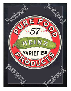 Historic-Heinz-Foods-1900-Advertising-Postcard