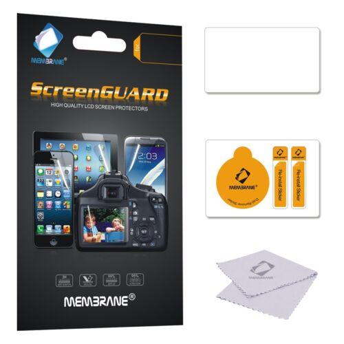 3 Ultra claro anti-rayadura protectores de pantalla cubierta para Panasonic Lumix DMC LX15