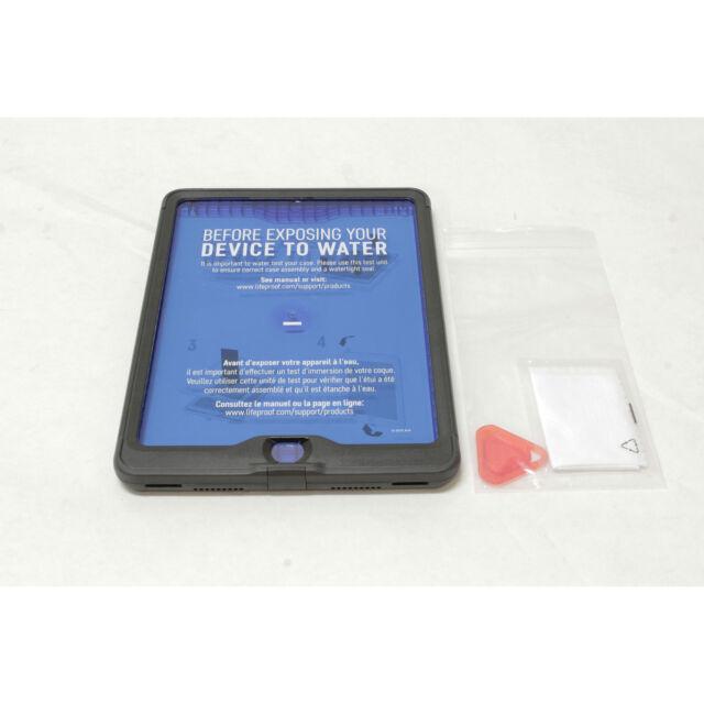 "LifeProof NUUD Waterproof Case For Apple iPad Pro 9.7/"" NEW"