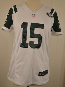 82ad93263 Womens Nike New York Jets  15 Tim Tebow Jersey NFL Authentic Jersey ...