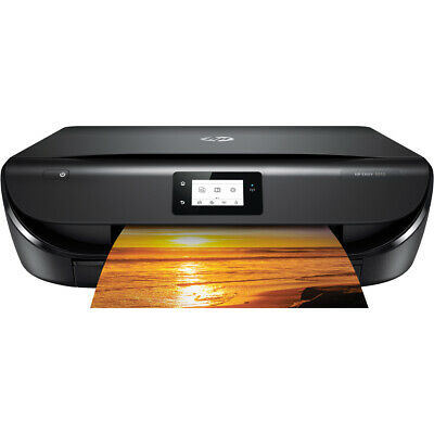 HP Envy 5010 Inkjet Printer Black