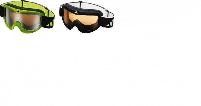 Adidas Pinner Enduro Cross Brille mit Ventilationssystem, lime green green