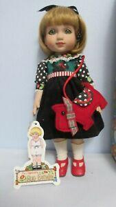 Tonner Mary Englebreit Sophie Scottie Dog Doll