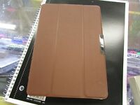 Fyy Kindle Fire Hd7 7 Tablet Folio Book Cover Case Magnetic On/off Brown