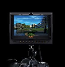 """Lilliput 5D-II/O/P 7"""" HD Field Monitor HDMI Out Advanced Functions fr DSLR"""