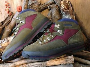 Details about 90s TIMBERLAND HIKER BOOTS 95087 SIZE 13 M