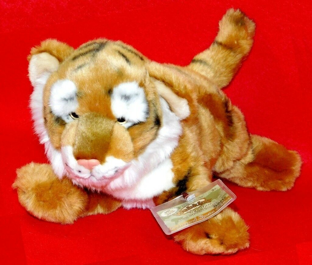 Webkinz Signature Series EndangeROT  Species Collection Bengal Tiger New w Tags