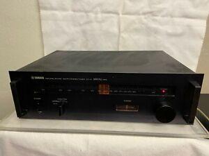 Yamaha-CT-VI-Natural-Sound-AM-FM-Stereo-Tuner-NFB-PLL-MPX