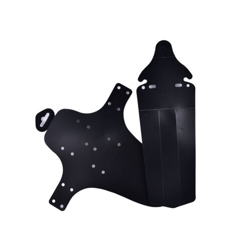 Details about  /2Pcs Bike Bicycle Front Rear Mudguard Fenders Road Cycling Mountain Bike *BACA
