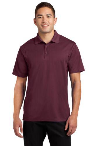 Sport-Tek Tall Micropique Sport-Wick Polo Shirt TST650