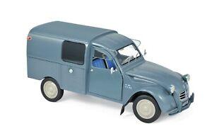 1-18-Norev-Citroen-2CV-Fourgonnette-AK350-1966-Neve-Blue-181491-cochesaescala
