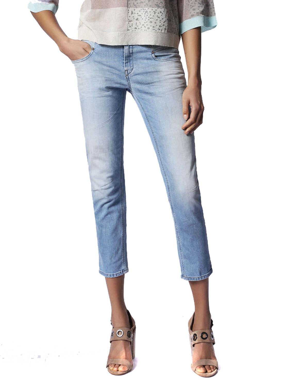 Diesel Belthy-Ankle Belthy-Ankle Belthy-Ankle 084cu Jeans Pantaloni Donna Diritto Sottile 9c8b2e