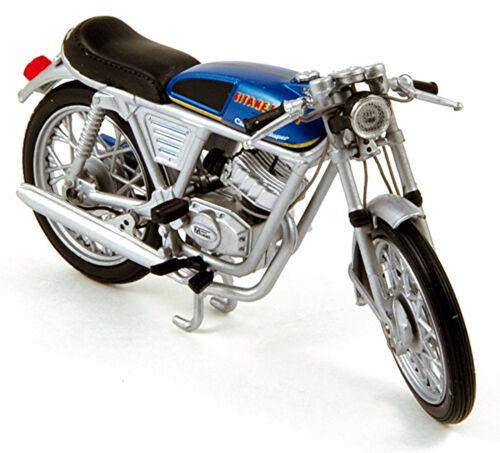 Gitane testi Super Champion 1972 azul Blue metallic 1:18 norev
