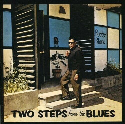 """1 of 1 - Bobby """"Blue"""" Bland, - Two Steps from the Blues [New CD] Bonus Tr"""