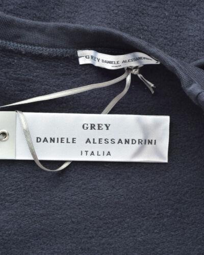 Blu M6353e7063706 Alessandrini Italy Daniele Uomo Made Hoodie Cotone Felpa 23 In T8UFwq8g