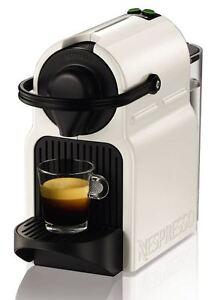 Cafetera Automática Nespresso Café Espresso Lungo SET 16 Cápsulas Aroma, Máquina