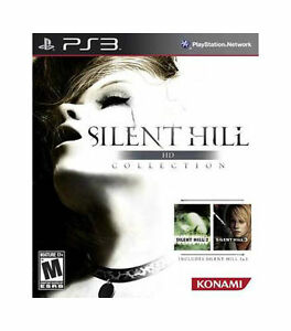 Silent-Hill-HD-Collection-PlayStation-3-ps3-Brand-new