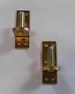 Plattenhaken Kloben zum Aufschrauben feuerverzinkt D2 16 mm-Dorn