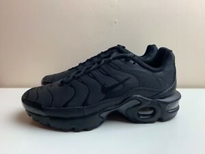 Details about Nike Air Max Plus TN LE BG Womens Black UK 3.5 EUR 36 AO5432 001