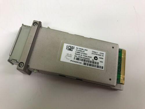 Genuine Cisco Original X2 transceiver module X2-10GB-LRM 10-2368-03