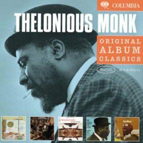 Thelonious Monk - Original Album Classics (NEW 5 x CD)