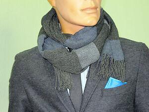 Caricamento dell immagine in corso sciarpa-lana-pashmina-fasciat-wool- fashion-moda-uomo- cf53165aaa7f